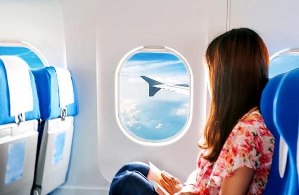 Tuần thủ quy định khi ngồi trên máy bay