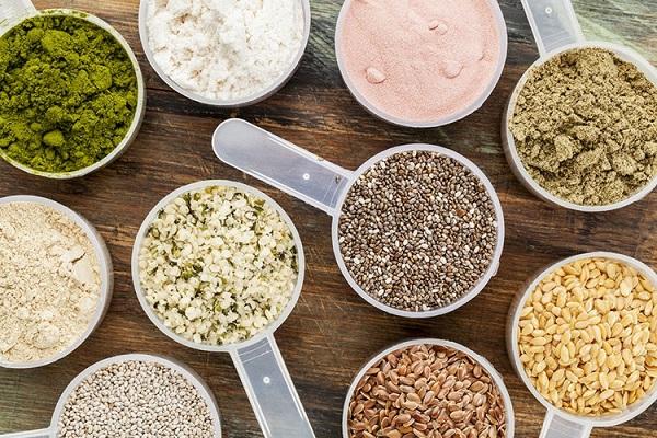 Thực phẩm Organic - nơi bán bột protein thực vật organic uy tín