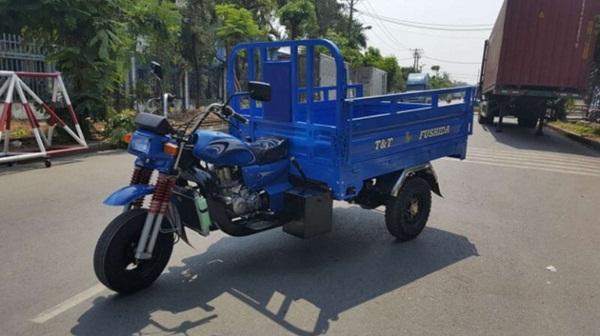 Chắt lương xe ba gác chuyển hàng cần được đảm bảo